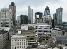 Città di Londra Immagini Stock