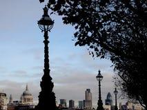 Città di Londra Fotografia Stock Libera da Diritti