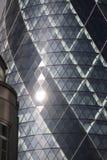 Città di Londra Fotografia Stock