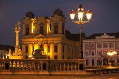 Città di Timisoara, Romania Immagine Stock Libera da Diritti