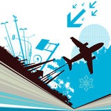 Città e trasporto Fotografie Stock