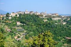 Citta Alta, Bergamo, Lombardy, Italy, Europe Royalty Free Stock Photos