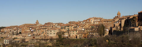 Citta Della Pieve Италия Стоковое Фото