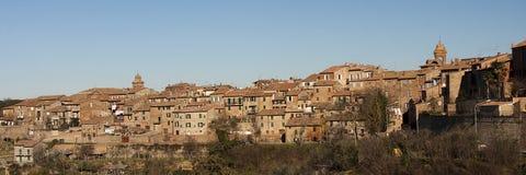 Citta Della Pieve Włochy Zdjęcie Stock