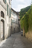 Citta Di Castello (Ουμβρία, Ιταλία) Στοκ Φωτογραφία
