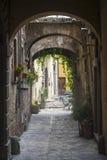 Citta di Castello (Умбрия, Италия) Стоковая Фотография RF