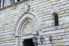 Citta di Castello (翁布里亚,意大利) 免版税图库摄影