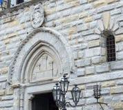 Citta di Castello (翁布里亚,意大利) 免版税库存照片