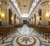 Citta di Castello (翁布里亚,意大利) 免版税库存图片