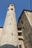 citta? di Castello (翁布里亚) 图库摄影