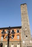 citta? di Castello (翁布里亚) 免版税库存图片