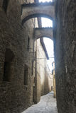 Citta di Castello (Ombrie, Italie) Photo stock