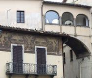 Citta di Castello (Umbría, Italia) Foto de archivo libre de regalías
