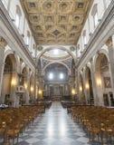 Citta di Castello (Umbría, Italia) Fotografía de archivo libre de regalías