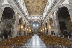 Citta di Castello (Umbria, Italia) Fotografie Stock Libere da Diritti