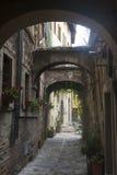 Citta di Castello (Umbria, Italien) Royaltyfri Foto