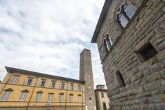 Citta di Castello (Umbria, Italien) Royaltyfri Bild