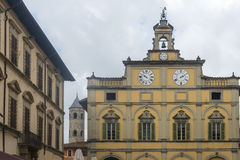 Citta di Castello (Umbria, Italien) Royaltyfri Fotografi