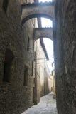 Citta di Castello (Umbria, Italien) Arkivfoto