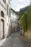 Citta di Castello (Umbria, Italien) Arkivbild