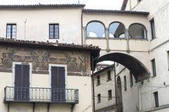 Citta di Castello (Umbria, Italy) Stock Photography