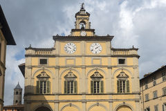 Citta di Castello (Umbria, Italy) Royalty Free Stock Images