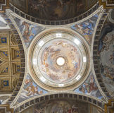 Citta di Castello (Umbria, Italy) Royalty Free Stock Image