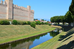 Cittadella, Италия Стоковые Фото