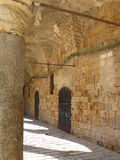 Cittadella in acro, Israele Immagine Stock Libera da Diritti