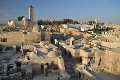 Cittadella di Aleppo Fotografia Stock Libera da Diritti