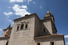 Cittadella di Alhambra Immagine Stock