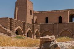 Cittadella di cuore - Afghanistan Fotografie Stock