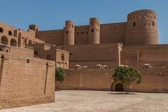 Cittadella di cuore - Afghanistan Fotografia Stock Libera da Diritti