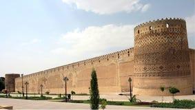 Cittadella di Karim Khan, Shiras, Iran fotografia stock libera da diritti