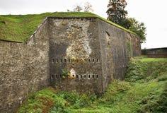 Cittadella di Namur Vallonia belgium fotografia stock libera da diritti
