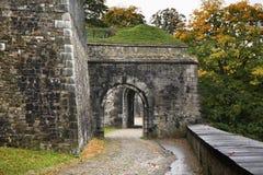 Cittadella di Namur Vallonia belgium immagini stock