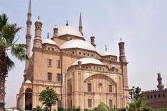 Cittadella di Saladino a piena vista Fotografia Stock Libera da Diritti