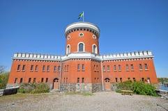 Cittadella di Stoccolma Fotografia Stock