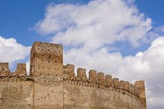 Cittadella, Italie Photo stock