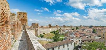 Cittadella, Italie Image stock