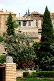 Cittadella, Toledo, Spagna Fotografie Stock