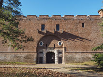 Cittadella in Turin Royalty Free Stock Images