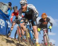 2014 cittadini del ciclo-cross di USAC Fotografia Stock Libera da Diritti