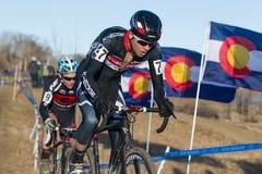 2014 cittadini del ciclo-cross di USAC Fotografie Stock Libere da Diritti