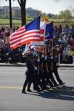 2016 cittadino Cherry Blossom Parade in Washington DC Immagini Stock Libere da Diritti