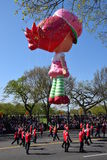 2016 cittadino Cherry Blossom Parade in Washington DC Fotografie Stock Libere da Diritti