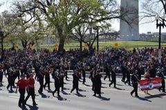 2016 cittadino Cherry Blossom Parade in Washington DC Fotografie Stock