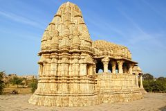 Cittorgarh Fort, India Royalty Free Stock Image