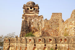 Cittorgarh Fort, India Stock Images