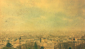 City of Paris. Vintage Stock Photos